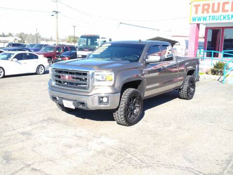 2014 GMC Sierra 1500 for sale at Trucks Max USA in Manteca CA