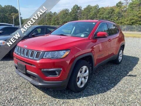 2018 Jeep Compass for sale at Gentilini Motors in Woodbine NJ