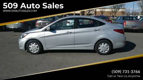 2014 Hyundai Accent for sale at 509 Auto Sales in Kennewick WA