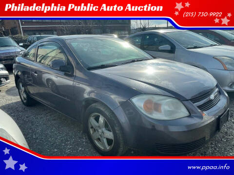 2006 Chevrolet Cobalt for sale at Philadelphia Public Auto Auction in Philadelphia PA
