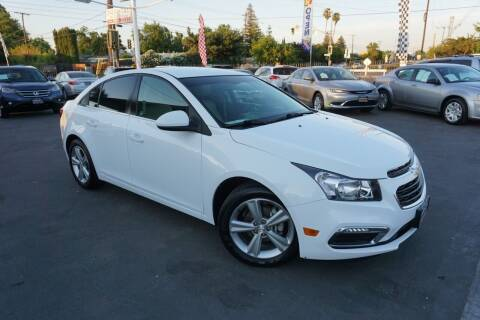 2016 Chevrolet Cruze Limited for sale at Industry Motors in Sacramento CA