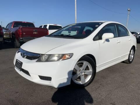 2011 Honda Civic for sale at Superior Auto Mall of Chenoa in Chenoa IL