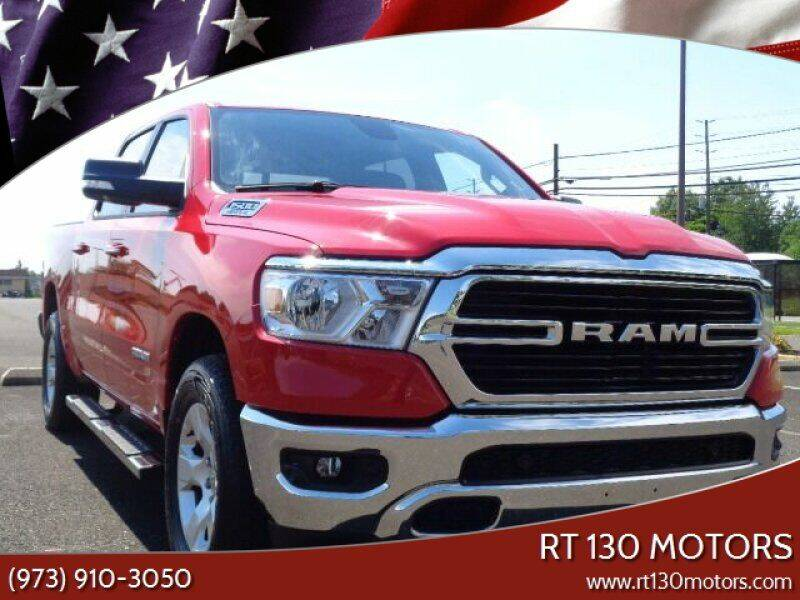 2019 RAM Ram Pickup 1500 for sale at RT 130 Motors in Burlington NJ