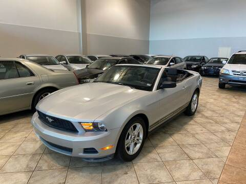 2011 Ford Mustang for sale at Super Bee Auto in Chantilly VA