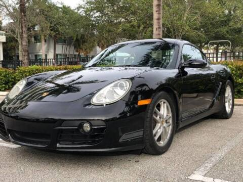 2007 Porsche Cayman for sale at Classic Car Deals in Cadillac MI