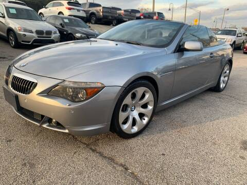 2006 BMW 6 Series for sale at Philip Motors Inc in Snellville GA