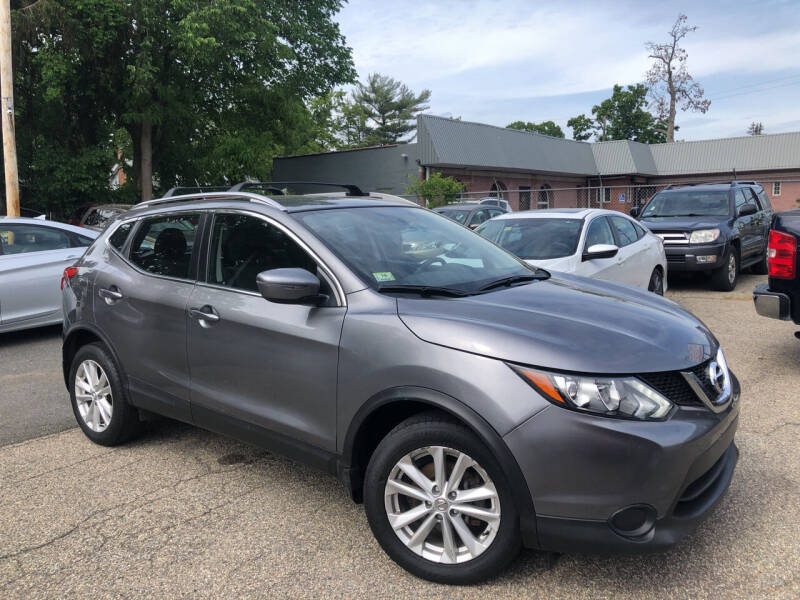 2018 Nissan Rogue Sport for sale at Chris Auto Sales in Springfield MA