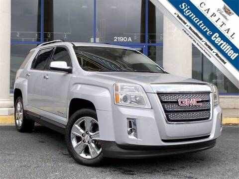 2015 GMC Terrain for sale at Capital Cadillac of Atlanta in Smyrna GA