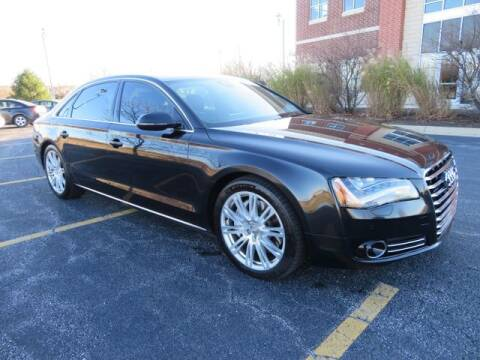 2014 Audi A8 L for sale at Import Exchange in Mokena IL