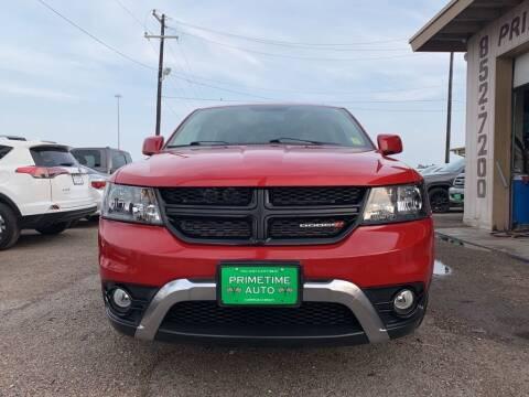 2016 Dodge Journey for sale at Primetime Auto in Corpus Christi TX