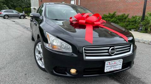 2014 Nissan Maxima for sale at Speedway Motors in Paterson NJ
