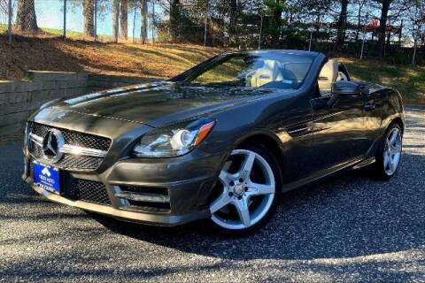 2013 Mercedes-Benz SLK for sale at TRUST AUTO in Sykesville MD
