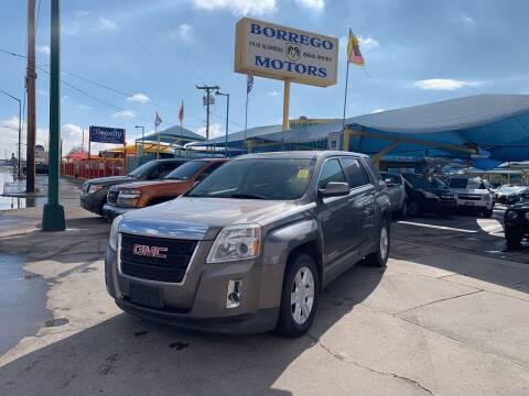 2011 GMC Terrain for sale at Borrego Motors in El Paso TX