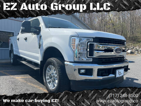2019 Ford F-250 Super Duty for sale at EZ Auto Group LLC in Lewistown PA