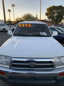 1997 Toyota 4Runner for sale at The Car Guys in Tucson AZ