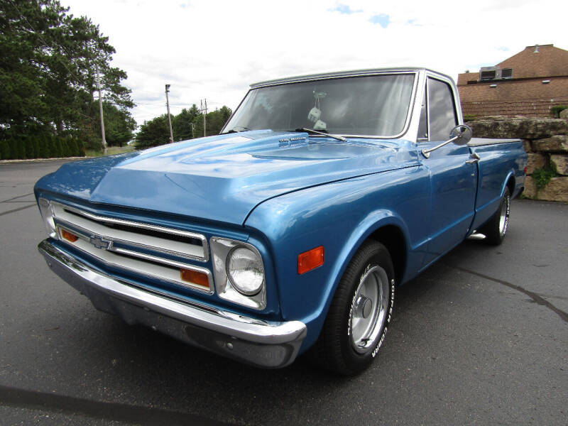 1968 Chevrolet C/K 10 Series for sale at Mike Federwitz Autosports, Inc. in Wisconsin Rapids WI