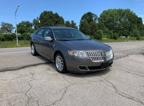 2010 Lincoln MKZ for sale at InstaCar LLC in Independence MO
