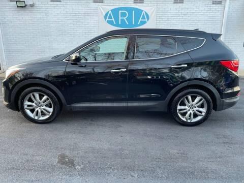 2013 Hyundai Santa Fe Sport for sale at ARIA  AUTO  SALES in Raleigh NC