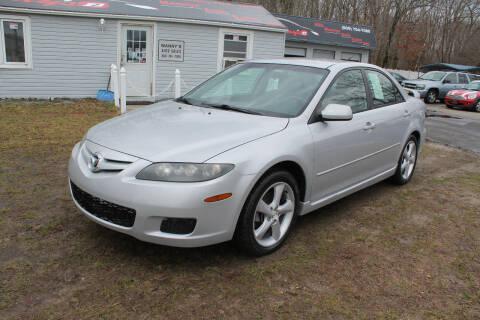 2007 Mazda MAZDA6 for sale at Manny's Auto Sales in Winslow NJ