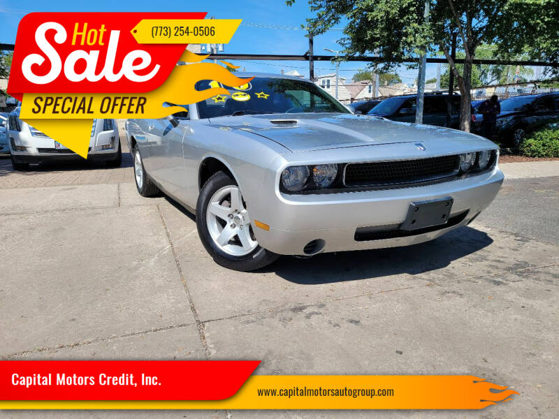 2010 Dodge Challenger for sale at Capital Motors Credit, Inc. in Chicago IL