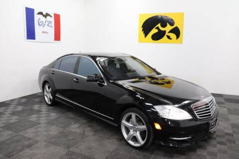 2010 Mercedes-Benz S-Class for sale at Carousel Auto Group in Iowa City IA