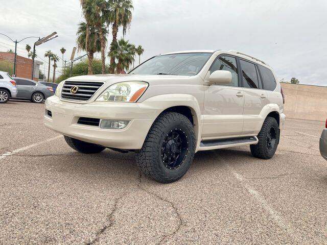 2003 Lexus GX 470 for sale at Superstition Auto in Mesa AZ