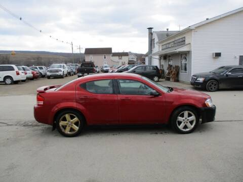 2008 Dodge Avenger for sale at ROUTE 119 AUTO SALES & SVC in Homer City PA