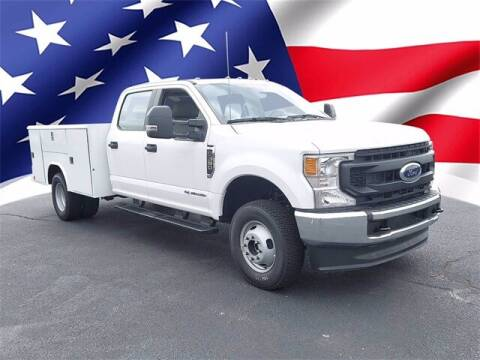 2021 Ford F-350 Super Duty for sale at Gentilini Motors in Woodbine NJ