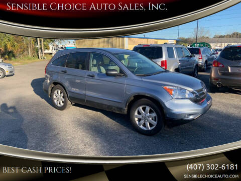 2011 Honda CR-V for sale at Sensible Choice Auto Sales, Inc. in Longwood FL