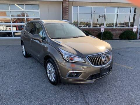 2018 Buick Envision for sale at Head Motor Company - Head Indian Motorcycle in Columbia MO