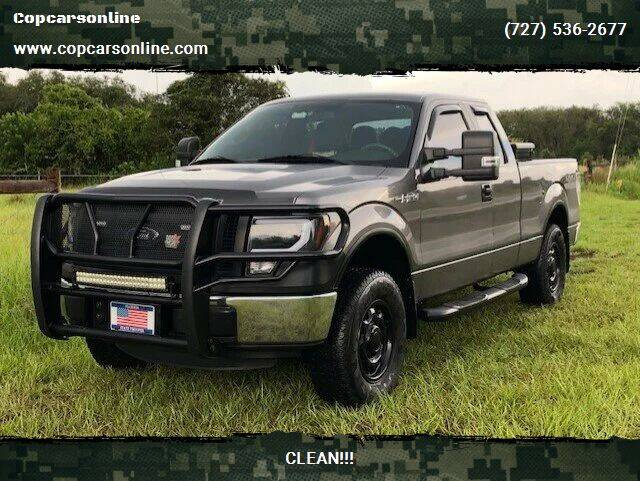 2011 Ford F-150 for sale at Copcarsonline in Largo FL