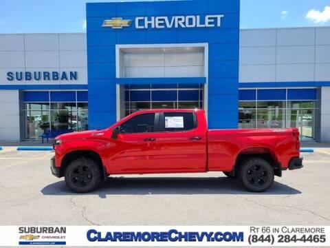 2019 Chevrolet Silverado 1500 for sale at Suburban Chevrolet in Claremore OK