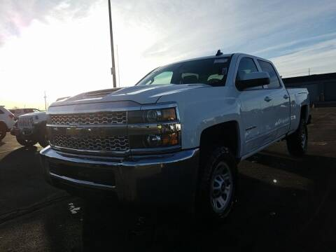 2019 Chevrolet Silverado 2500HD for sale at All Affordable Autos in Oakley KS
