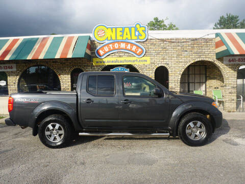 2011 Nissan Frontier for sale at Oneal's Automart LLC in Slidell LA