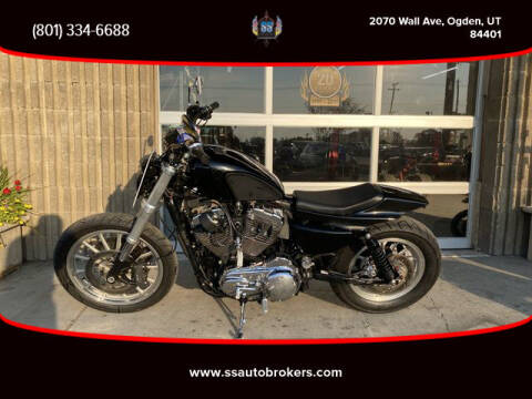 2004 Harley-Davidson XL1200C Sportster 1200 Custom for sale at S S Auto Brokers in Ogden UT