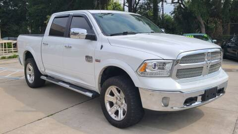 2014 RAM Ram Pickup 1500 for sale at Dunn-Rite Auto Group in Longwood FL