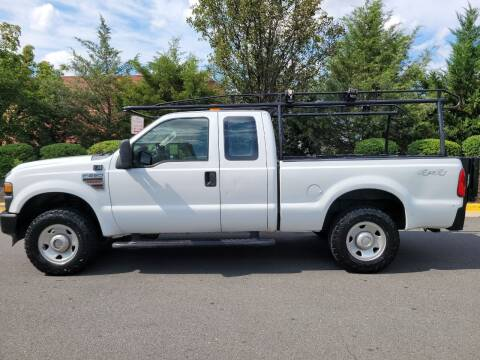 2009 Ford F-250 Super Duty for sale at Dulles Motorsports in Dulles VA
