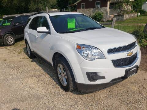 2014 Chevrolet Equinox for sale at Northwoods Auto & Truck Sales in Machesney Park IL