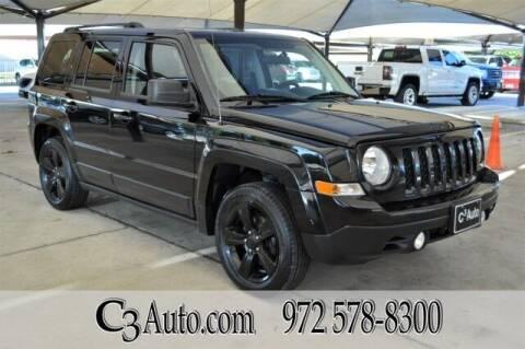 2015 Jeep Patriot for sale at C3Auto.com in Plano TX