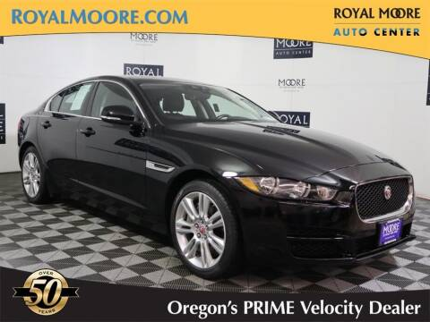 2019 Jaguar XE for sale at Royal Moore Custom Finance in Hillsboro OR