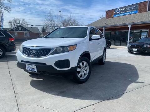 2011 Kia Sorento for sale at Global Automotive Imports of Denver in Denver CO