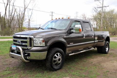 2007 Ford F-350 Super Duty for sale at Siglers Auto Center in Skokie IL