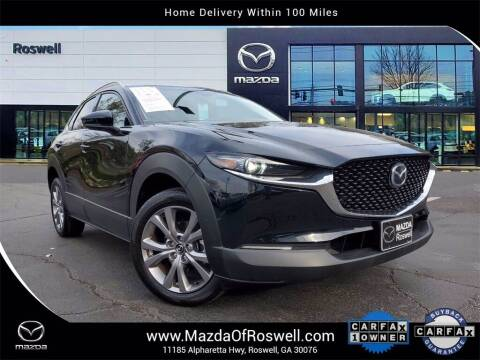 2020 Mazda CX-30 for sale at Mazda Of Roswell in Roswell GA