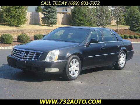2007 Cadillac DTS for sale at Absolute Auto Solutions in Hamilton NJ
