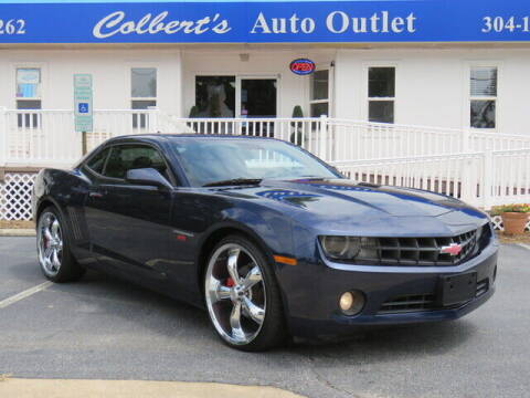 2011 Chevrolet Camaro for sale at Colbert's Auto Outlet in Hickory NC