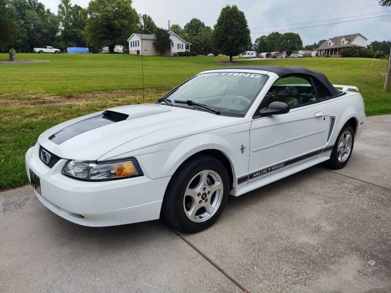 2002 Ford Mustang for sale at Lanier Motor Company in Lexington NC