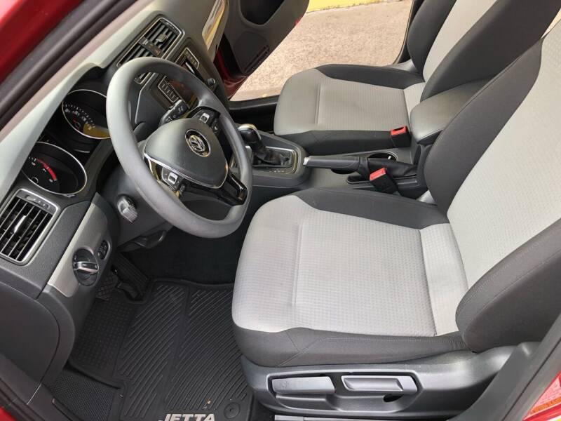 2018 Volkswagen Jetta 1.4T S 4dr Sedan 6A - El Cerrito CA