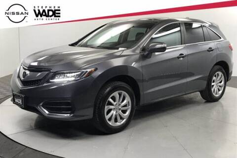 2018 Acura RDX for sale at Stephen Wade Pre-Owned Supercenter in Saint George UT