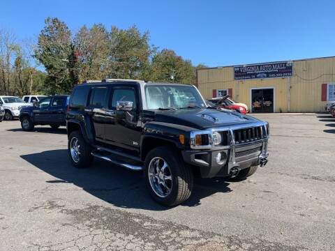 2007 HUMMER H3 for sale at Virginia Auto Mall in Woodford VA
