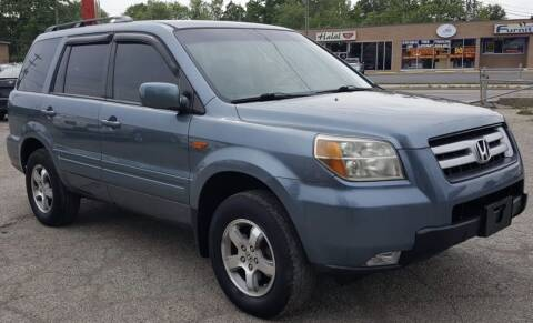 2006 Honda Pilot for sale at Nile Auto in Columbus OH